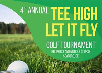 4th Annual Tee High Let It Fly