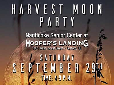 Harvest Moon Party